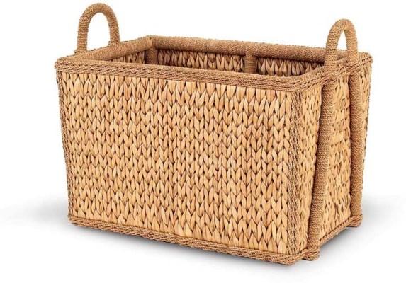 Sweater Weave Mud Room Basket
