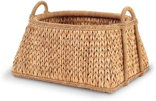 Sweater Weave Melon Basket