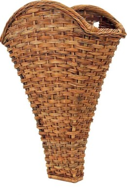 French Country Winery Wall Basket