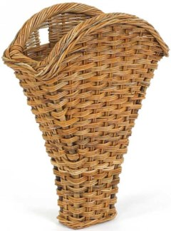 French Country Gardener Basket