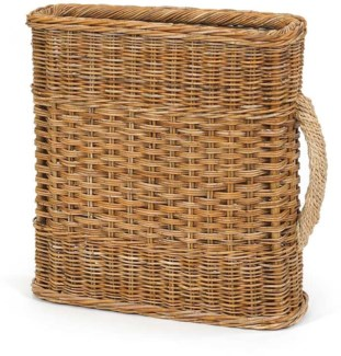 French Country Walking Cane Basket