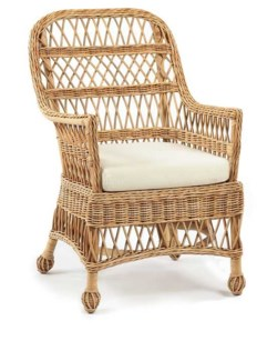 Flagstone Grey Vineyard's Lemonade Chair