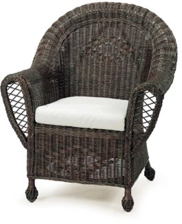 Dark Walnut Cape Heirloom Chair