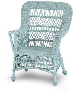 Chestnut Cape Library Chair