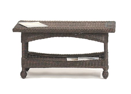 Wicker Coffee Table