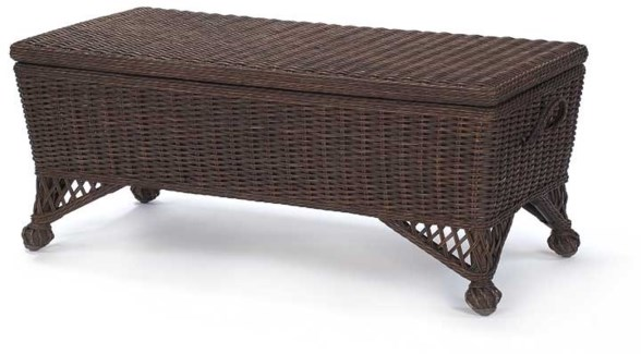 Eastern Shore Storage Bench