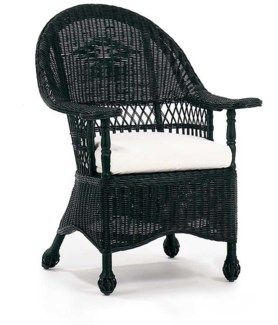 Paddle Arm Chair