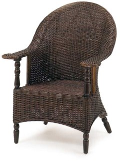 Eastern Shore Study Chair