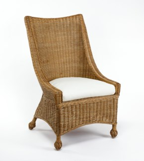 Slipper Dining Chair