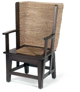 Orkney Warming Chair