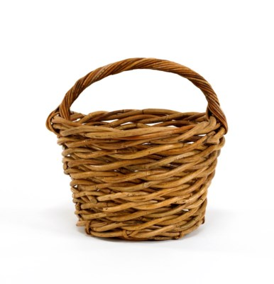 Cottage Egg Gather Basket