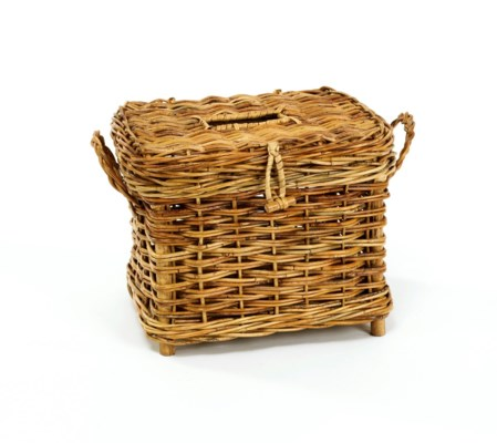 Cottage Fisherman's Basket