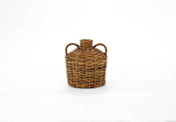 Cottage Two Handled Woven Jug