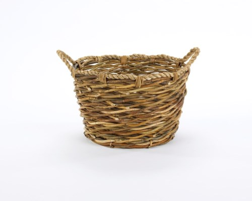 Seaside Cottage Fish Basket