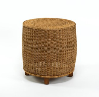 Beachcomber Rope Side Table