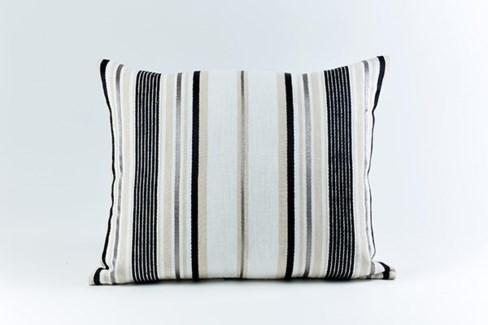 le stripe pillow