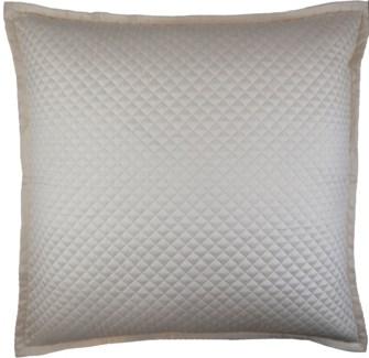 single diamond coverlet set - ivory