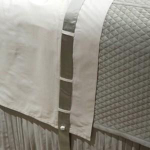 silk band sheeting