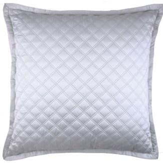 double diamond coverlet set - ice