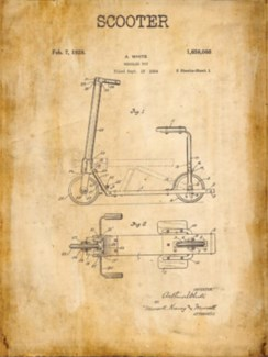 Scooter Patent