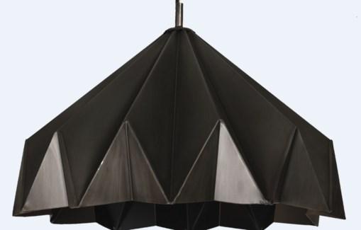 Origami Pendant