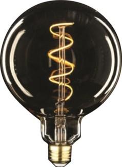 """Spiral Round Bulb 12"""""""