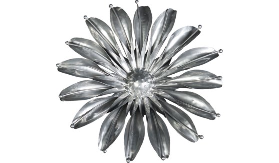 Platinum Sunflower 12Inch