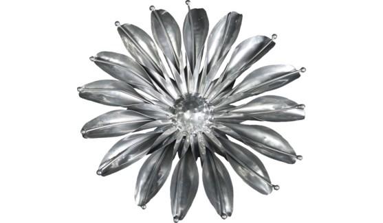 Platinum Sunflower 12Inch