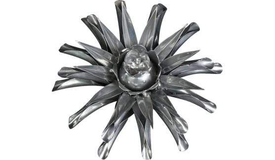 Platinum Clematis Flower 12Inch