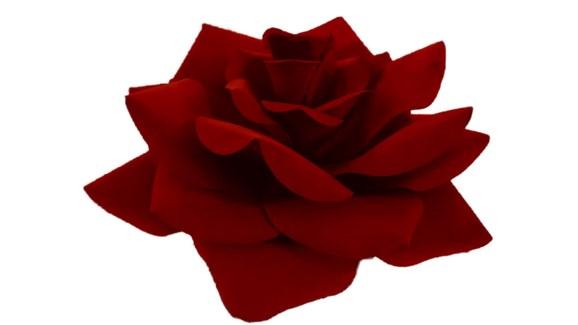 "Red Rose 12"""