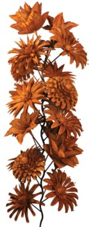 Medium Rust Flower Tree