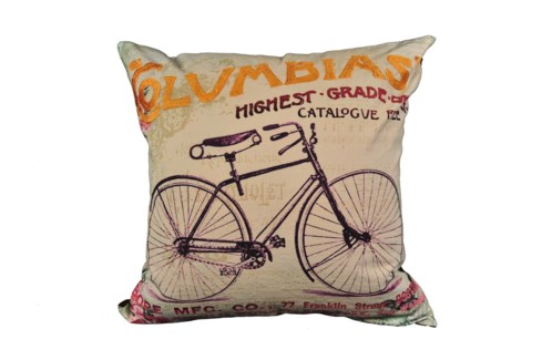 Columbias Bike Pillow
