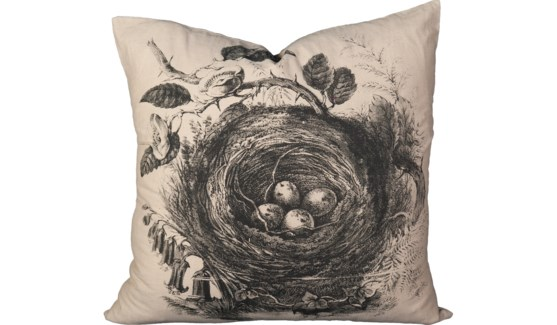 Eggs Nest Pillow
