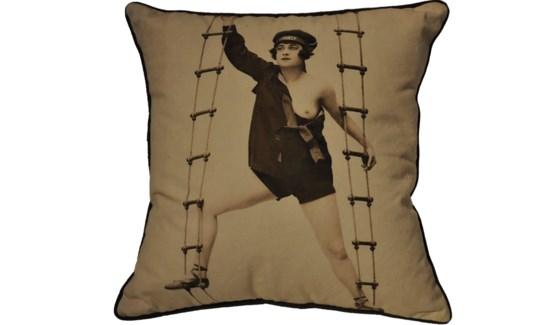 Sailor Pillow