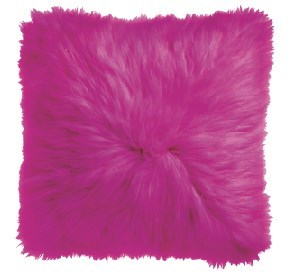 Pink Icelandic Pillow