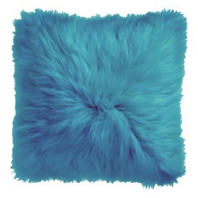 Ice Blue Icelandic Pillow