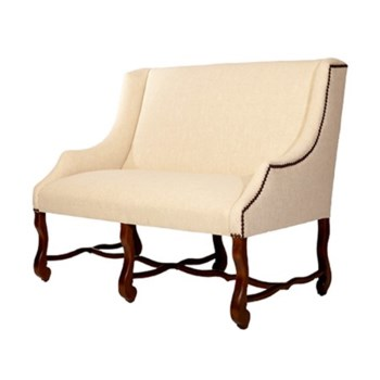 "Sonoma 50"" Wing Settee"