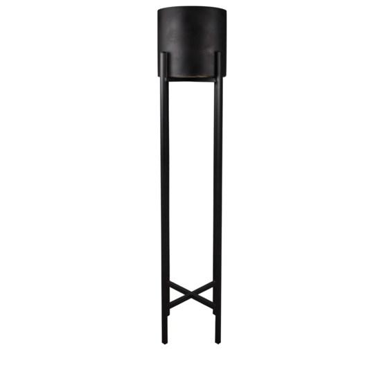 Luna Medium Standing Candle Holder