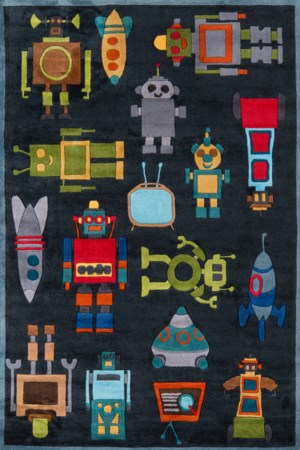 Robots Lmj 1 Steel Blue