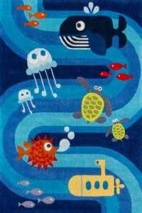 OCEAN LIFE LMJ-21 BLUE