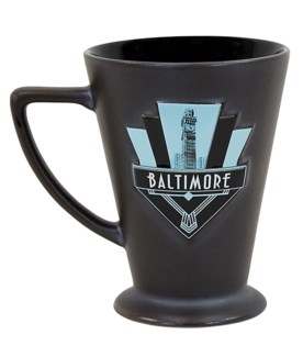 Baltimore - Art Deco Mug