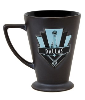 Dallas - Art Deco Mug