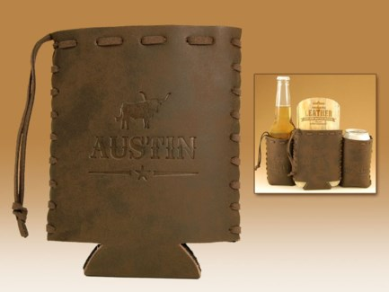 Austin - Embossed Leather