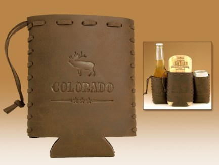 Colorado - Embossed Leather