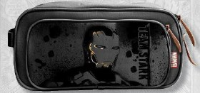 Civil War Iron Man Legends Canvas Toiletry Bag