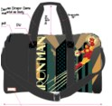 Decodant Iron Man Sports Duffle Bag
