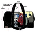 Decodant Spider-man Sports Duffle Bag