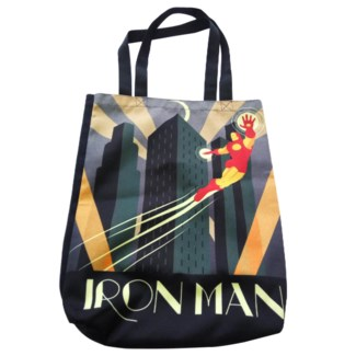 Decodant Iron Man Sublimated Tote Bag