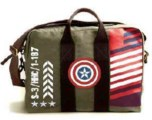 CA Vintage Military Army  Kit Bag