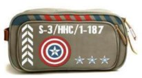 CA Vintage Military Army Toiletry Bag